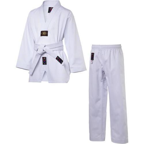 PRO TOUCH Herren Sportanzug Taekwondoanzug Poomse, Größe 130 in Weiß
