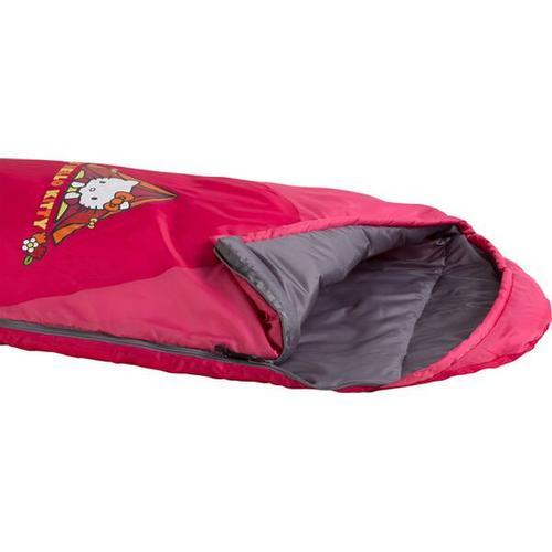 McKINLEY Schlafsack Sleepy Jr., Größe 125R in Rot-Pink-Grau