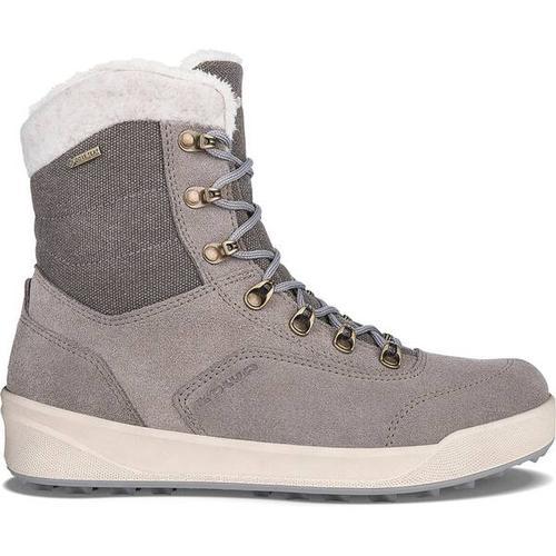 LOWA Damen Schuhe KAZAN II GTX® MID Ws, Größe 39 ½ in Grau