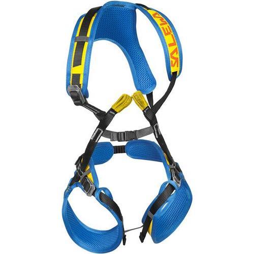 SALEWA Klettergurt Rookie Fb Complete Harness, Größe ONE SIZE in Yellow