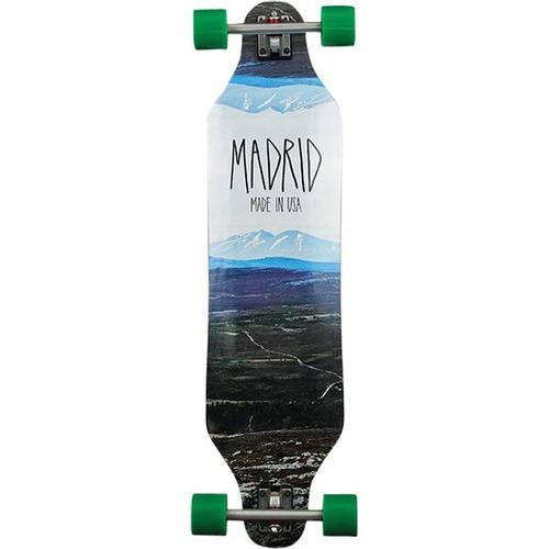 MADRID Longboard Mountain, Größe ONE SIZE in Blau