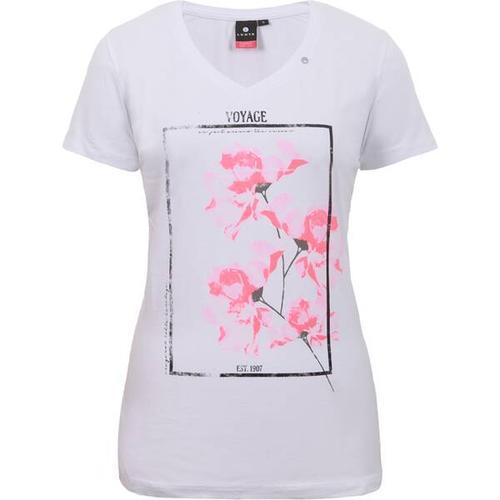 LUHTA Damen T-Shirts AITTOVAARA, Größe M in WEISS
