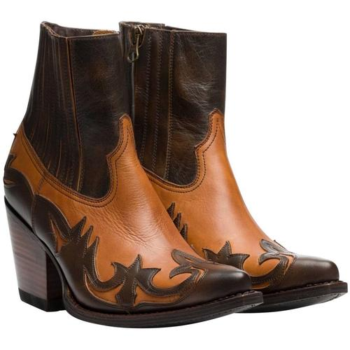 Sendra Stiefel aus Leder