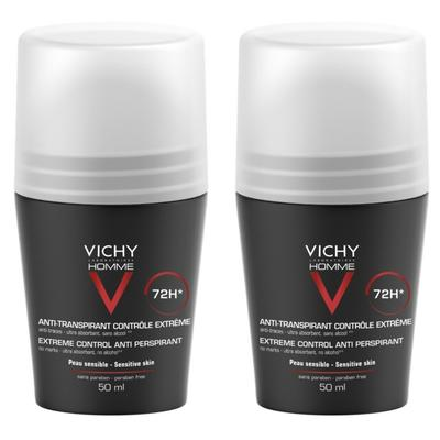 Vichy Homme Lot*2...