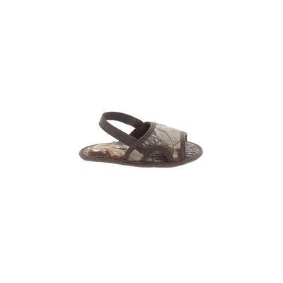 Sandals: Tan Shoes - Size 4