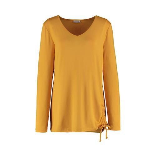 Deerberg Damen Jersey-Shirt Yusra herbstgold