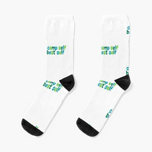 Camp Self Best Self Socken