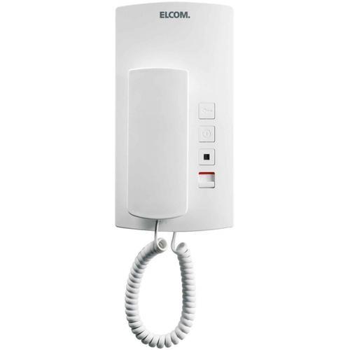 Elcom Haustelefon HAT-402 ws 1308100
