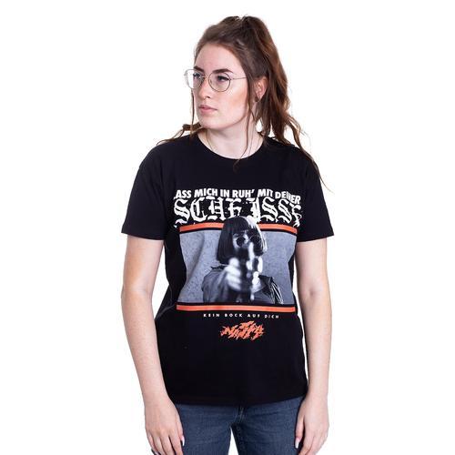 Nasty - Scheisse - - T-Shirts