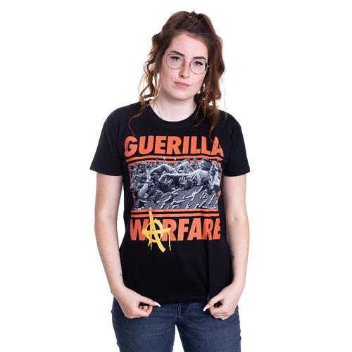 Nasty - Guerilla Warfare - - T-Shirts