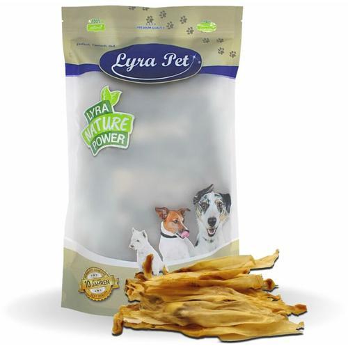 1 kg ® Kaninchenohren - Lyra Pet