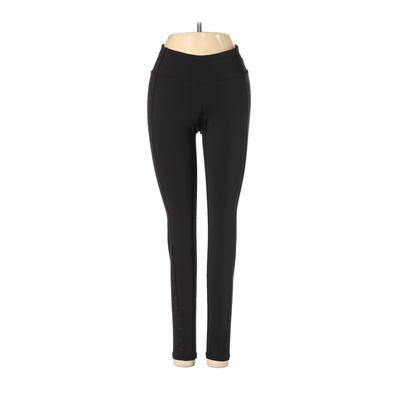Active by Old Navy Active Pants - Low Rise: Black Activewear - Size X-Small Petite