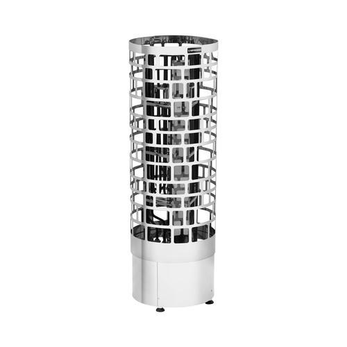 Uniprodo Saunaofen - 6 kW - Säulenofen - 30 bis 110 °C UNI_SAUNA_V6.0KW