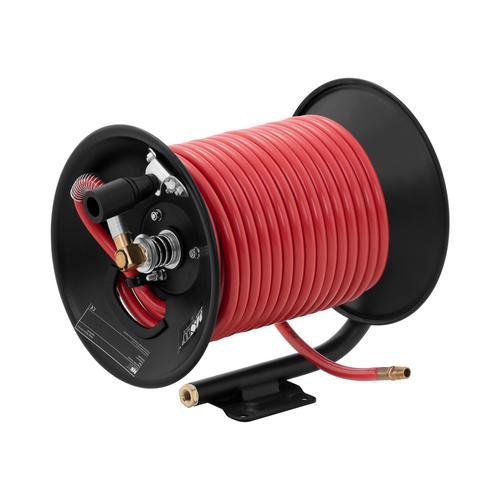MSW Druckluft-Schlauchtrommel - 30 m - 20 bar MSW-HR30