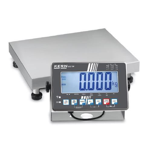 KERN Plattformwaage Max 150 kg / 50 g   300 kg /100 g SXS 300K-2M