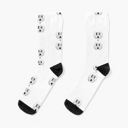 Steckdose Socken