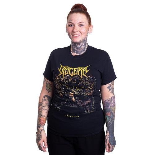 Viscera - Obsidian - - T-Shirts