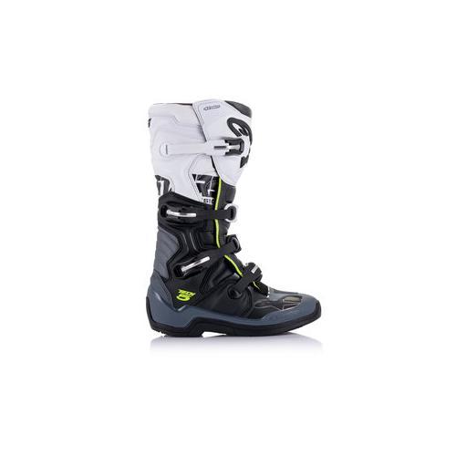 Alpinestars Tech 5 Cross Stiefel weiß 13