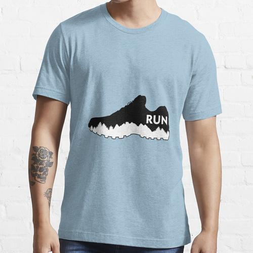 Trail running, Laufschuh Essential T-Shirt