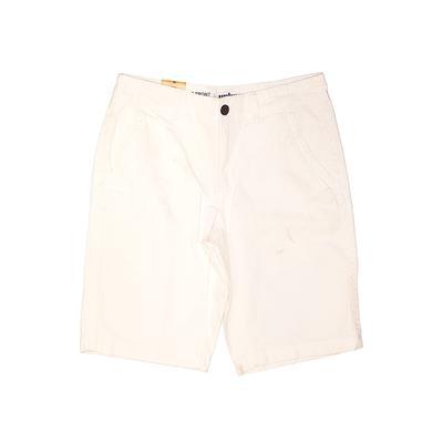 Urban Pipeline Khaki Shorts: Whi...