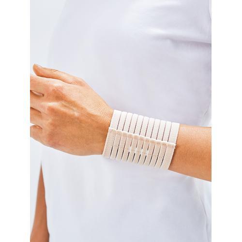 Avena Herren Handgelenk-Bandage Beige