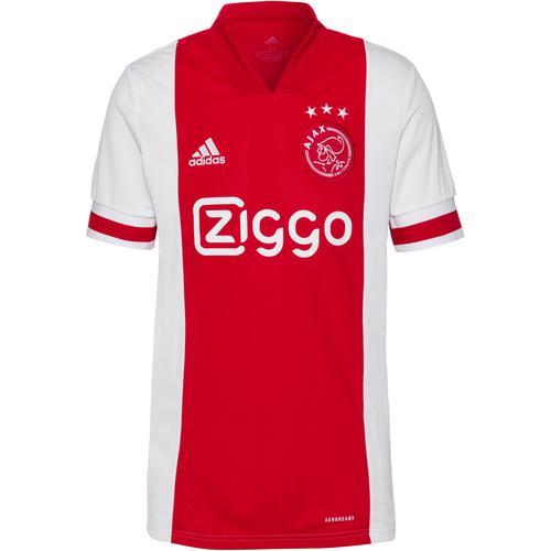 adidas Ajax Amsterdam 20/21 Heim Trikot Herren in white, Größe M