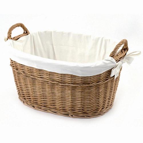 FRANZ MÜLLER Wäschekorb groß Wäschekorb groß, Weide