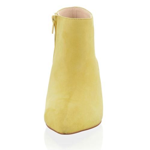 Ankle-Boot Alba Moda Limettengrün