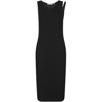 Helmut Lang Midi-Kleid