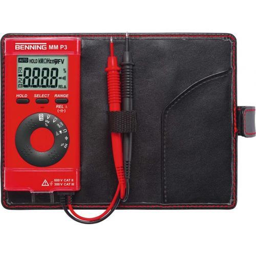 Benning Digital Multimeter MMP3 044084