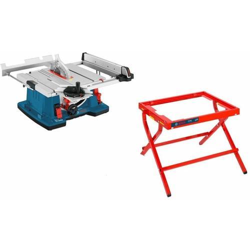 Bosch - Tischkreissäge GTS 10 XC mit Arbeitstisch GTA6000 | Professional