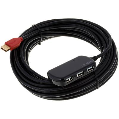 Lindy USB 2.0 Extension Pro Hub 12m