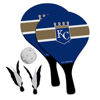 Kansas City Royals 2-in-1 Birdie Pickleball Paddle Game