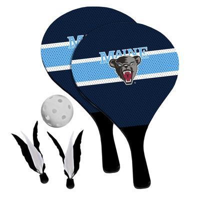 Maine Black Bears 2-in-1 Birdie Pickleball Paddle Game