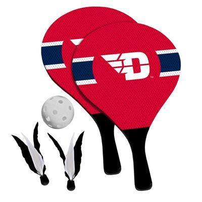 Dayton Flyers 2-in-1 Birdie Pickleball Paddle Game