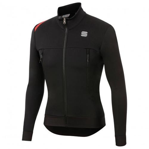 Sportful - Fiandre Warm Jacket - Fahrradjacke Gr XXL schwarz
