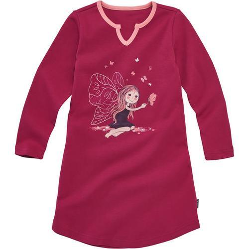 Nachthemd Elfe, pink, Gr. 92/98