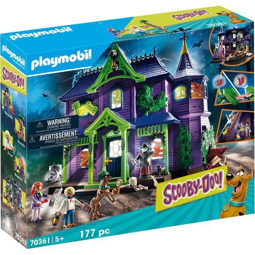 Playmobil Abenteuer im Geisterhaus, Playmobil