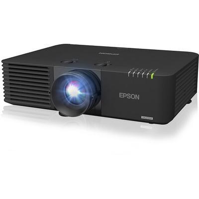 Epson L615U V11H901120 Powerlite Commercial Projector Black