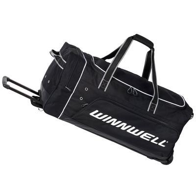 Winnwell Junior Premium Bag with Telescopic Handle Black