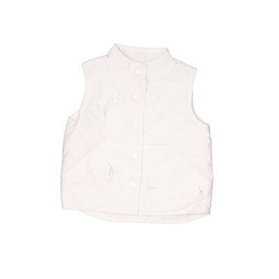 Little Legends Vest: Ivory Jacke...