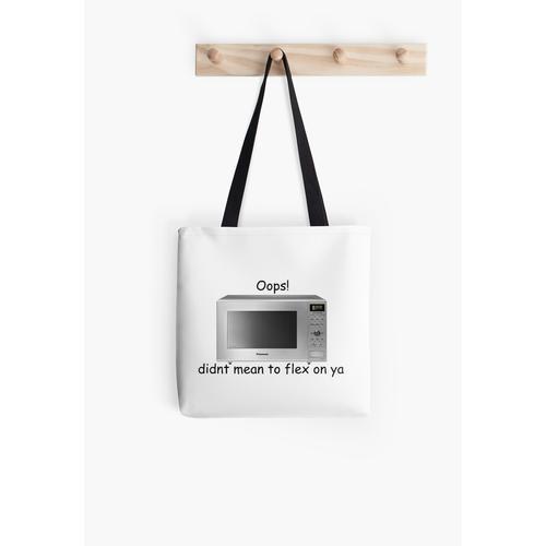 Mikrowellenwahn Tasche