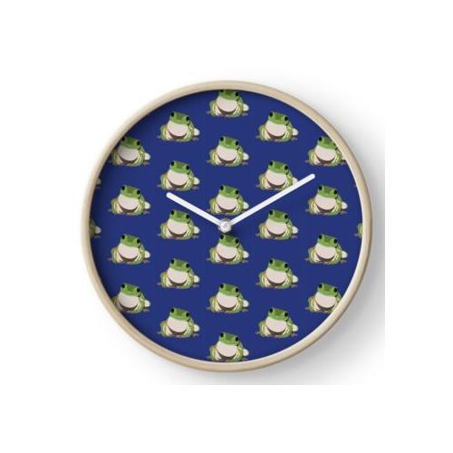 Frosch Frosch Uhr