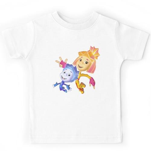 Fixies Cartoon Kinderbekleidung