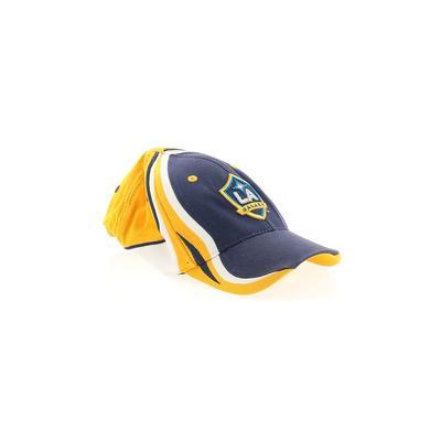 Adidas Baseball Cap: Yellow Acce...