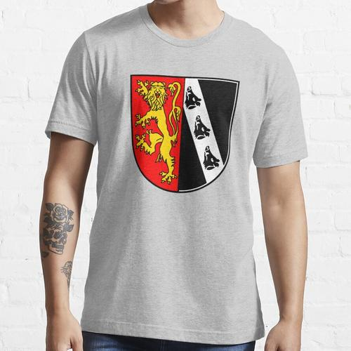 Wappen von Betzdorf, Deutschland Essential T-Shirt