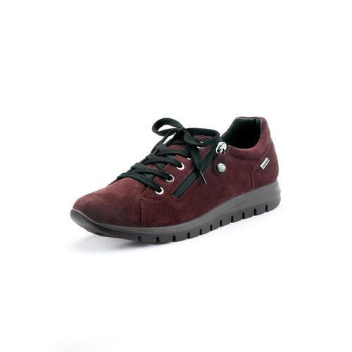 Avena Damen Aquastop-Sneaker Rot