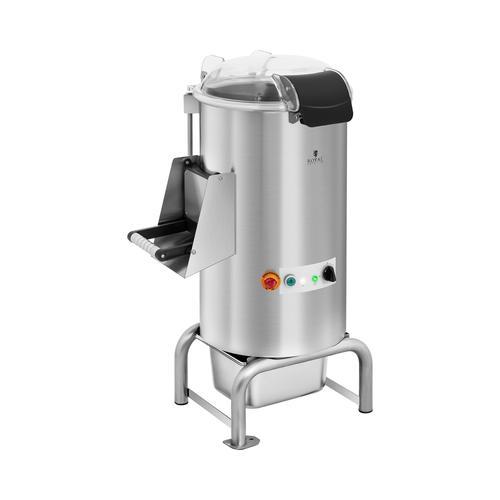 Royal Catering Kartoffelschälmaschine - 28 L - Timer - bis zu 500 kg/h RCPP-1811