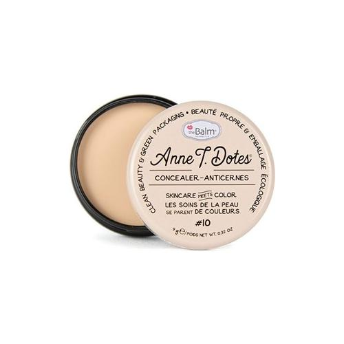 The Balm Collection Clean Beauty & Green Packaging Anne T. Dote Concealer Nr. 18 Light-Medium 9 g