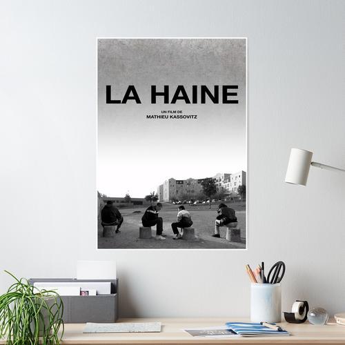 La Haine Poster Film Film Poster